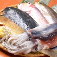 産地直送!!鮮魚使用!