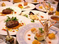 フランス料理フルコースとは…?