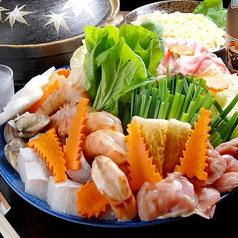 旬菜美食 武蔵のコース写真