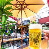 屋上ビアガーデン♪新宿の空を見ながら皆で乾杯♪お得なコースと、大満足の食べ放題、豊富な飲み放題など多数プランをご用意しております♪