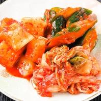本格韓国料理もおすすめ!