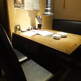 炭火焼肉酒房 青とうがらし 大和店の雰囲気3
