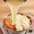 料理メニュー写真滝チーズトッポギ鍋