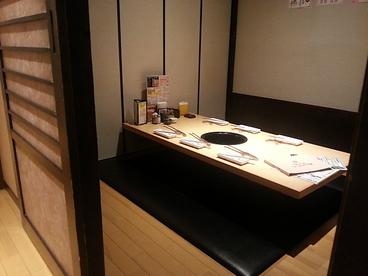 牛角 札幌元町店の雰囲気1