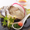 料理メニュー写真天然岩かき(夏期)