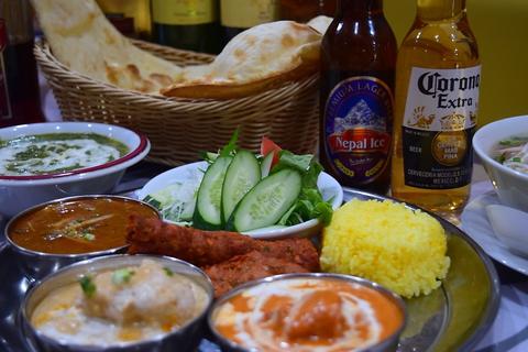 Indian Restaurant Royal thali Royal le Tally Akita image