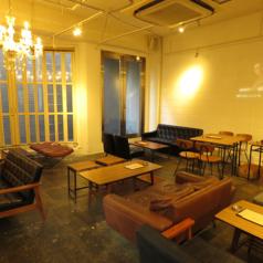cafe&bar natural stanceの雰囲気1