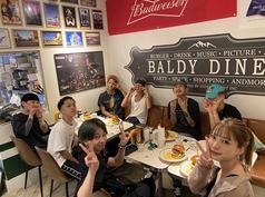 BALDY DINER バルディーダイナーのコース写真