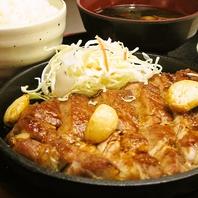 三重名物★トンテキ定食950円♪