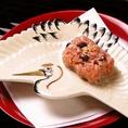 記念日や大切な日等に、お赤飯もご用意可能です。