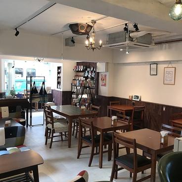 FUSHA tea lounge 調布店の雰囲気1