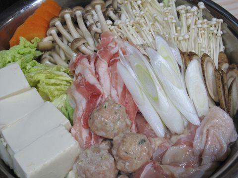 ☆鍋宴会プラン