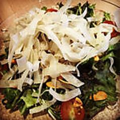 【野菜】京野菜とキノコの温サラダ
