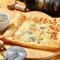 料理メニュー写真チーズのクアトロフォルマッジオ