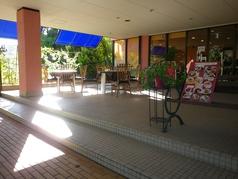 カフェ ベリー 西神ニュータウンテニスガーデンの雰囲気1