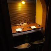 窓際のカップルシート!!