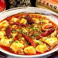 料理メニュー写真四川激辛麻婆豆腐/上海焼きそば