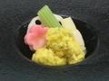 料理メニュー写真広島産かきの黄味揚げ