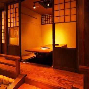 焼肉一丁 京橋の雰囲気1