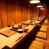 木のぬくもりが温かい和空間。各種宴会に大人気!福岡名物もつ鍋を食べるなら是非、一藤にお越しください♪【個室】【飲み放題】あり。