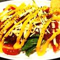 料理メニュー写真ミート Taco-Rice