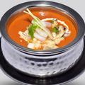 料理メニュー写真シーフードマサラ