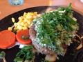 料理メニュー写真ねぎ塩トップサーロインステーキ 200g