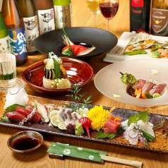 完全個室居酒屋 江戸小町 新宿本店の特集写真