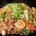 料理メニュー写真海鮮野菜焼きそば