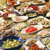 飲んで食べて多摩センターでオトクに楽しむ宴会!