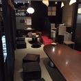 2階の宴会場。じゅうたん席なので会社宴会もリラックス♪25名様ご利用いただけます。