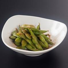 料理メニュー写真枝豆 ペペロンSTYLE