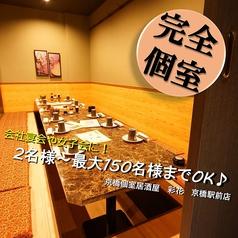 彩花 iroha 京橋店の雰囲気1