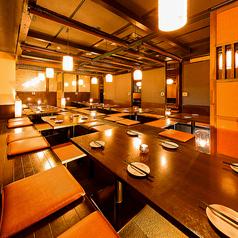 北海道 肉と鮮魚 どさんこ屋 新橋駅前店の雰囲気1