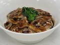 料理メニュー写真道産の十勝豚丼