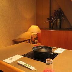 【2階・掘りごたつ個室】女子会、誕生日、記念日などにぴったりなプライベート空間です。