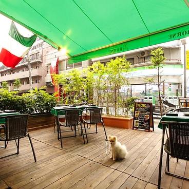 Restaurant Bar BORNE レストラン バー ボルネ 渋谷の雰囲気1
