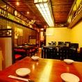 .≪テーブル席≫貸切は20名からご利用可!!2H食べ飲み放題2.980円(税抜)~ご利用頂けます。