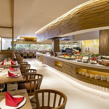 レストラン セリーナ ホテル日航姫路の雰囲気1