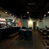 Restaurant Bar BORNE レストラン バー ボルネ 渋谷の雰囲気3