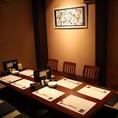 【二幸のおもてなし3】個室も完備で接待などのお食事会にもおすすめ!落ち着いた雰囲気で、国際通りの喧騒を忘れて、ゆったりと食事が楽しめます。