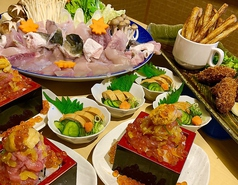 寿司漁師料理 魚の巣 阪急豊中エトレ店