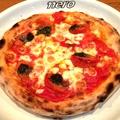 料理メニュー写真フルーツトマトとアンチョビのジェノバ風