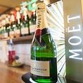 """世界で最も愛されているシャンパン""""モエ・エ・シャンドン""""を特別価格でご提供★"""