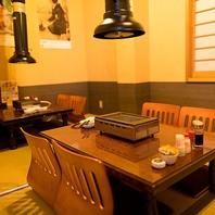 水戸駅徒歩2分★半個室でホルモンやもつ鍋を堪能♪