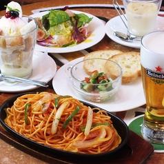 エバーグリーンカフェ EVERGREEN CAFEのコース写真