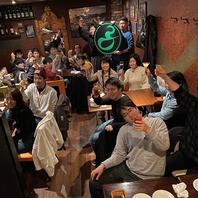 団体スペースで飲み会・同窓会・各種宴会◎