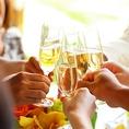 ★記念日はシャンパンで乾杯♪★