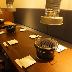 七輪焼と博多もつ鍋 はじめ 一 三宮 2号店の雰囲気1