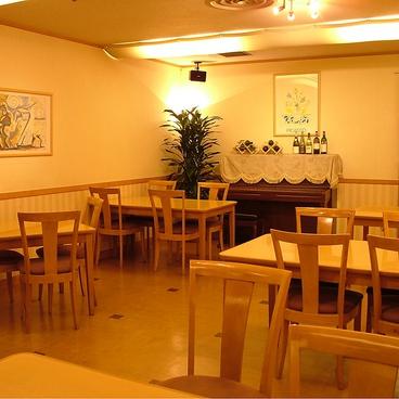 レストラン じぇびあんの雰囲気1